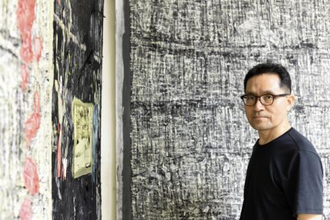 제22회 이인성 미술상에 한국화가 유근택 씨