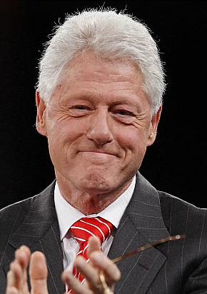 빌 클린턴 前 미국 대통령 패혈증 의심증세, 중환자실 입원