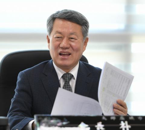 박영기 대구시체육회장 '대한민국체육상' 대통령상