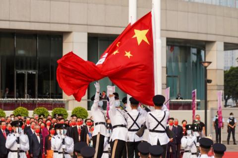 '중국인 관광객' 떠난 홍콩 거리…
