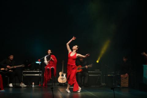 퓨전 플라멩코 옴팡, 23일 대구예술발전소에서 '플라멩코, 알마 리브레' 공연