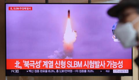 北 미사일 연발에 韓美日