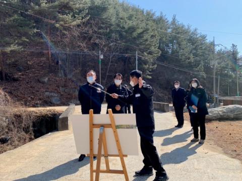 경북 구미시, 산림청 '치유의 숲' 전국 공모사업 선정
