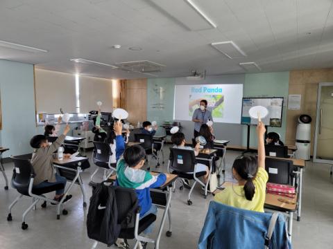 대구글로벌교육센터, 초등 토요 세계 테마 여행