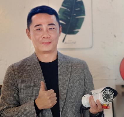 """""""대구 최초의 CCTV 브랜드 만들었다"""" 수네트웍스 장성운 대표"""