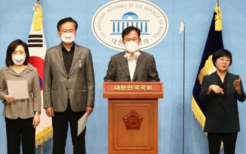 野, '위증·선거법 위반' 혐의로 이재명 고발 추진