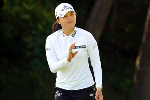고진영, BMW 챔피언십 우승…LPGA 투어 한국 선수 200승 쾌거