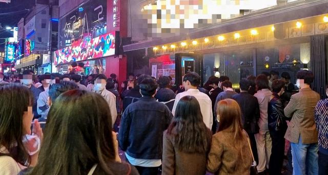'영업시간 확대' 첫 주말…동성로 식당·카페 터져나갔다