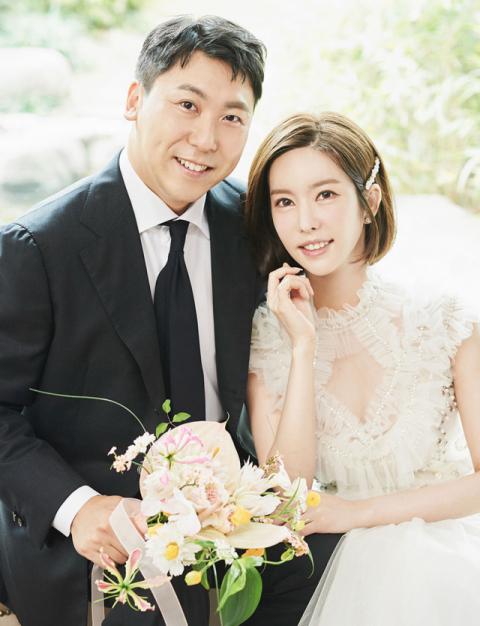 [화촉]변준호(KOG)·황아현 11월 13일 결혼