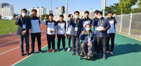 제41회 전국장애인체전, 경북 선수단 종합 3위, 대구는 종합 8위 달성