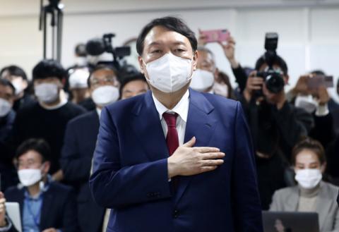 野 여론조사 '양자 가상대결 vs 4지선다' 막판까지 진통