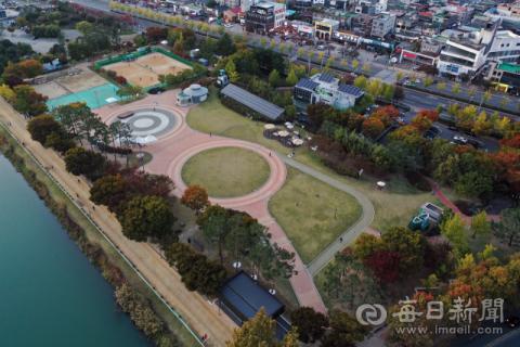 [포토뉴스] 수성못 상화동산은 수성구청 주최 행사만?