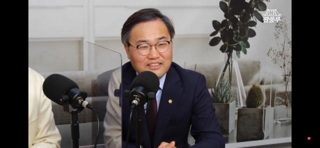 """홍석준 의원 """"대장동 특혜, 시장(이재명) 승인없이 불가"""""""