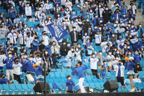 삼성라이온즈, '한국시리즈 직행' 놓고 NC와 2연전