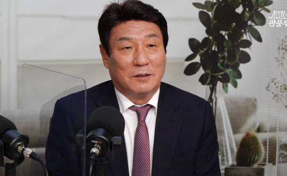 """강대식 의원 """"유 후보, 경제+안보 전문가…민주당에 강해"""""""